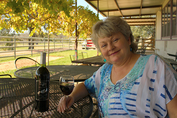 Paula Williamson - Chisholm Trail Winery (Fredericksburg, TX)