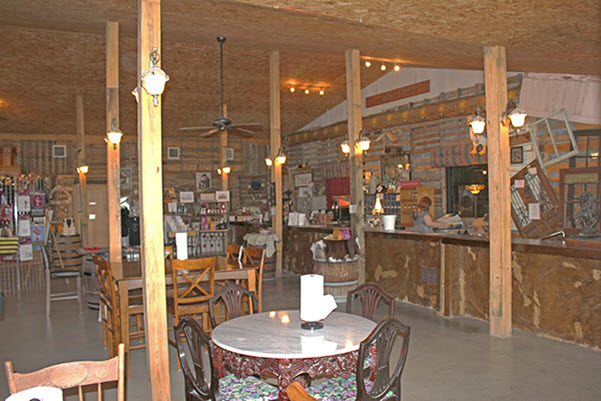 Chisholm Trail Winery Tasting Room (Fredericksburg, TX)