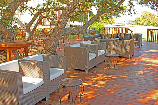 Pedernales Cellars Patio (Stonewall, TX)
