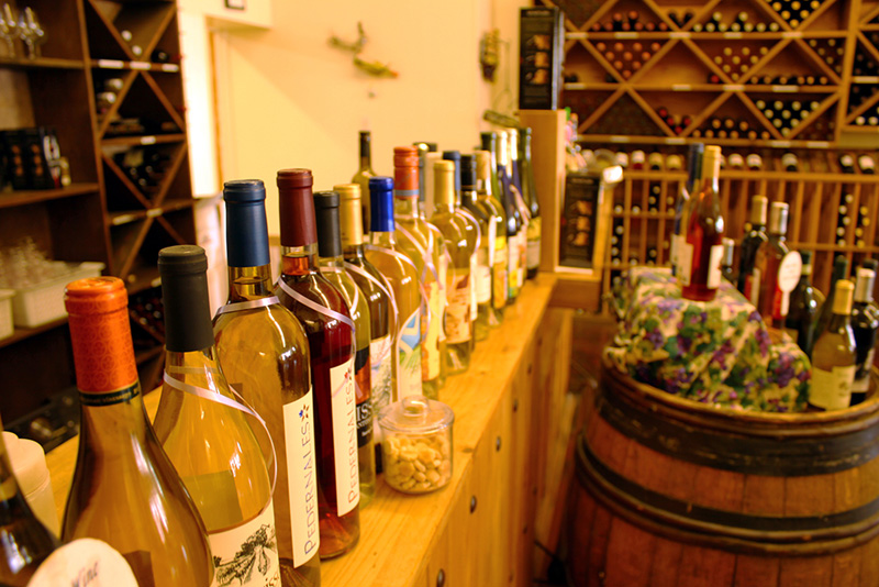 Texas Wine Cellars (Fredericksburg, TX)